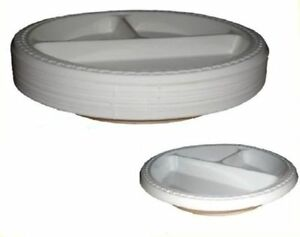 Disposable Plastic Plates Party / Catering Select Size & Qty