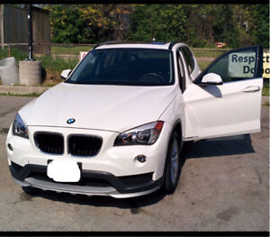 Lease takeover 2015 BMW X1