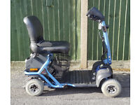Liteway 6 Mobility Scooter New Batteries Car Boot Portable DELIVERY POSSIBLE