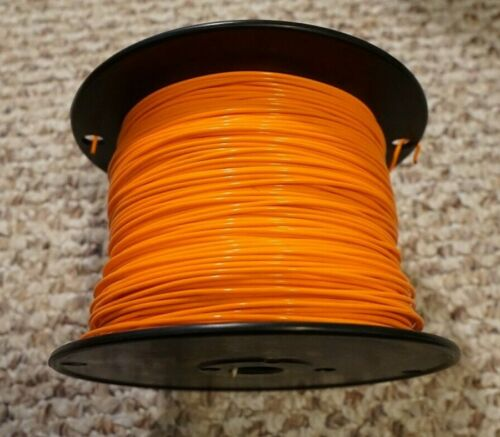 MIL-W-16878/4-BHE-3 18 AWG 1000 FT silver plated copper. Extruded TFE insulation