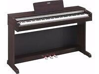 Yamaha Arius YDP-142 Digital Piano in rosewood - fully weighted keys, 3 pedals, stool FREE DELIVERY!