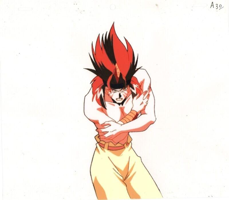 Anime Cel Slayers #249