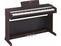 Yamaha Arius YDP-142 Digital Piano in Rosewood Full Size weighted keys 3 pedals