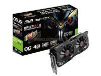 2 x GeForce GTX 970 DirectCU II OC Strix 4096MB GDDR5