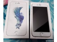Excellent iPhone 6s Silver 64GB All Networks