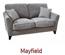 Mayfield 2 seater sofa with cushions