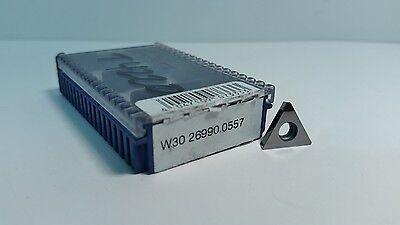 Komet W30 26990.0557 Togx140305tn New Carbide Inserts Grade Cbn57 Tipped 1pcs N