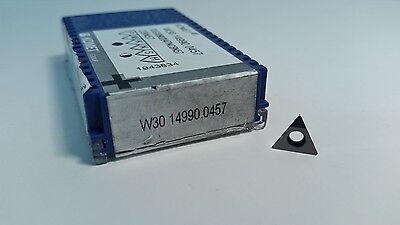 Komet W30 14990.0457 Togx090204 Tn New Carbide Inserts Grade Cbn57 1pc N