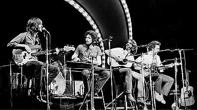 3056 THE EAGLES BAND  8.5 x 11 Black & White Glossy Picture Photo NOT 8 X 10