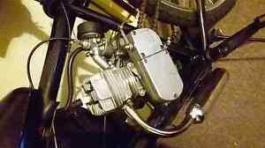 50 cc on a mountain bike Whittlesea Whittlesea Area Preview