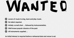 Music Lovers WANTED. Umina Beach Gosford Area Preview