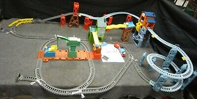 Thomas & Friends Trackmaster Train Set * Mad Dash On Sodor * W/ Extra Salty