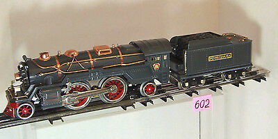 LIONEL  MTH  # 385E  LOCO AND TENDER,  STANDARD GAUGE