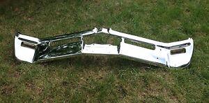 1968 Buick wildcat front bumper