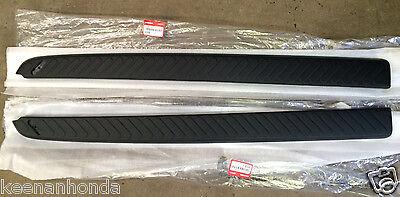 Genuine OEM Honda Ridgeline Improved Bed Rail Cap Molding Set 06-14 Pair (Honda Oem)
