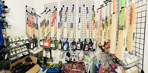 Balance cricket store - Bats/balls/gloves/pads/shoes/uniforms