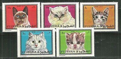 FUJEIRA MNH CATS