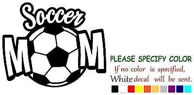 Soccer Mom Funny Vinyl Decal Sticker Car Window Laptop Tablet Truck Netbook 6