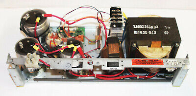3u Motorola 500w Power Supply Tpn1186b Rack Mount Radio Base Station Msf5000