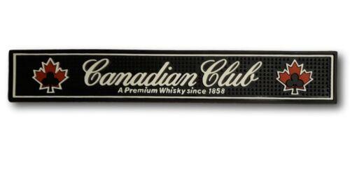 Canadian Club Bar Rail Rubber Mat