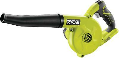 Ryobi 18V ONE+ Toolshop Indoor Cordless Blower Bare Tool 3 Speed Garage Workshop