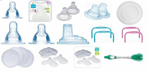 Mam Bottle All Type Accessories -Teats/Spout/Brush/Handles/Nipple Shield