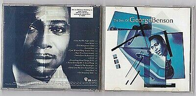 GEORGE BENSON, THE BEST OF, CD