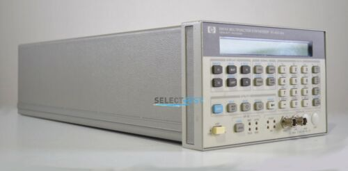 AGILENT (HP) 8904A DC-600 kHz MULTIFUNCTION SYNTHESIZER (REF.: 429E)