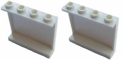 LEGO Lot of 10 Wall Element 1X4X3 ABS Select Color 60581 35323