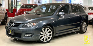 2008 Mazda MAZDASPEED3 6SPD|1 OWNER|LOCAL CAR|NAVIGATION|BOSE.S|