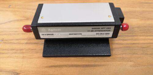 Agilent 84904K DC-26,5GHz 11db stepattenuator