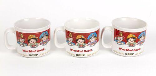 Set of 3 Vintage Campbell