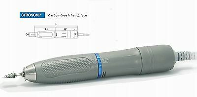 Saeshin 40k Dental Lab Handpiece Strong 107 For Micro Motor 40000 Rpm Original
