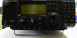 Icom IC-R75 Communications Receiver Wooroloo Mundaring Area Preview