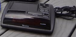 WESTCLOX BASIC DIGITAL ELECTRIC Alarm Clock LCD Black 70001 Snooze LARGE DISPLAY