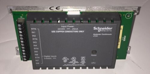 Andover Controls xPDI8 / Schneider Electric xPDI8 Expansion Module
