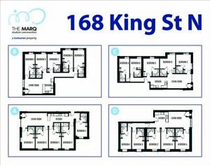 Walk to Laurier! 5-bed Group Leases! Fully Furnished w/ Ensuites