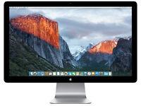 "Apple MacPro Video Editing Workstation + 30"" Apple Cinema Display DualQuadCore 64GB Ram SSD 6TB SHDD"