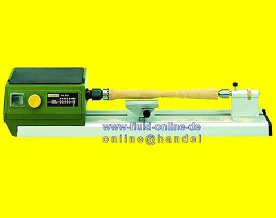 PROXXON 27020 Drechselbank DB250 max. Spitzenweite 250mm für Holzarbeiten - NEU