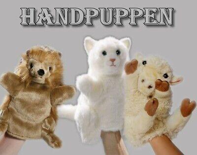 en Handspielpuppen Bauchrednerpuppen Tierpuppen(Puppentheater (Bauchredner-puppen)