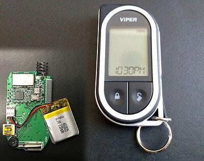 VIPER 7752V, 7351V  New OEM Replacement Battery holds 20% longer charge