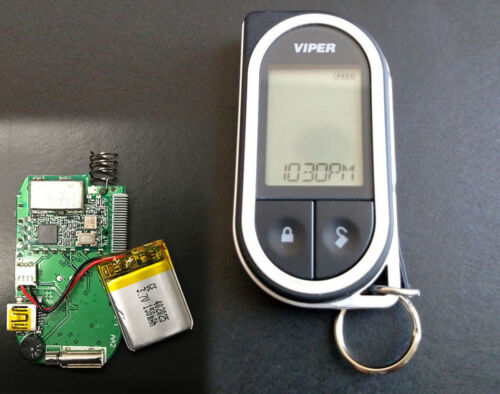 VIPER 7752V/P/X, 7351V/P/X  New OEM Replacement Battery holds 20% longer charge