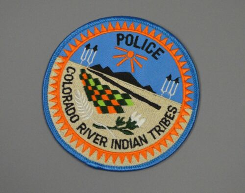 Colorado River Indian Tribes Arizona Police Patch