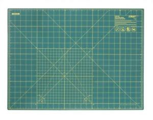 NEW Olfa 9881 RM-SG 18-Inch x 24-Inch Self-Healing Double-Sided Rotary Mat Condition: New