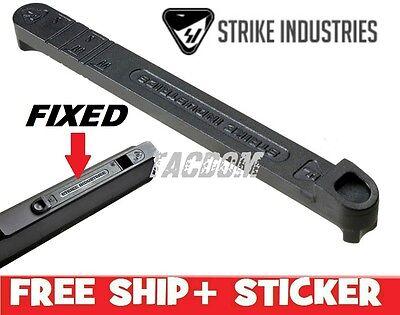 Strike Industries Stock Block Stop Keep ur current adjustable Fixed Featureless