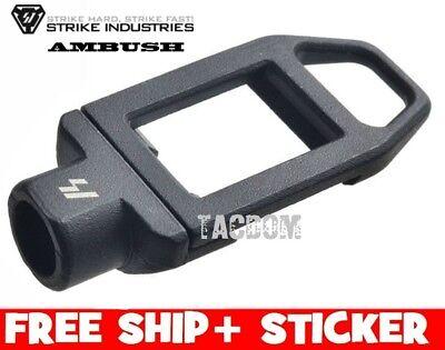 Authentic Strike Industries Ambush Sling Loop Si Ambush Flat Scope Picatinny Qd