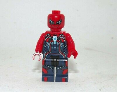 Velocity Spider-Man minifigure movie Marvel Comic cartoon toy figure