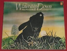 'Watership Down' Softcover Film Picture Book