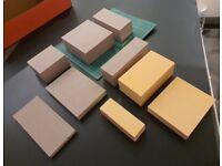 CNC polyurethane high density foam . milling modelling prototyping