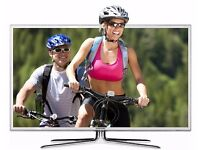 "Samsung 40"" D6510 Series 3D Full HD LED TV SMART Internet Television with Freeview (Used 3 months)"